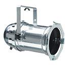 deelite PAR-64 Long Scheinwerfer, silber incl. Reflector