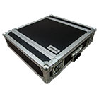 deetech 2 HE - Profi Flightcase / Rack Double Door 9mm, High Quality