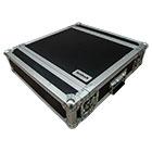 deetech 2 HE - Profi Flightcase / Rack Double Door 9mm, High Quality