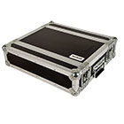 deetech 2 HE - Profi Flightcase / Rack Short Double Door 9 mm, High Quality