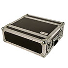 deetech 3 HE - Profi Flightcase / Rack Short Double Door 9 mm, High Quality