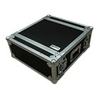 deetech 4 HE - Profi Flightcase / Rack Double Door 9mm, High Quality