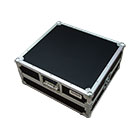 deetech 8 HE Profi - Mixer Case / Mischpult Flightcase 9mm Holz, High Quality